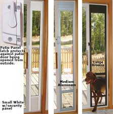 Picture of a dog door