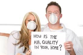 Stock photo of air quality