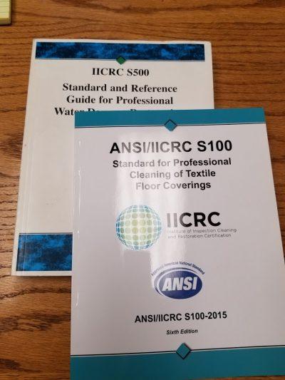 IICRC Certified Technicians in Colorado