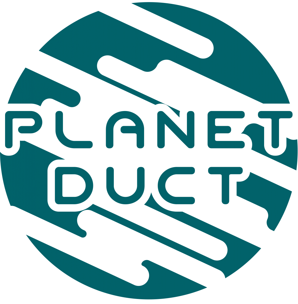 Planet Duct Logo