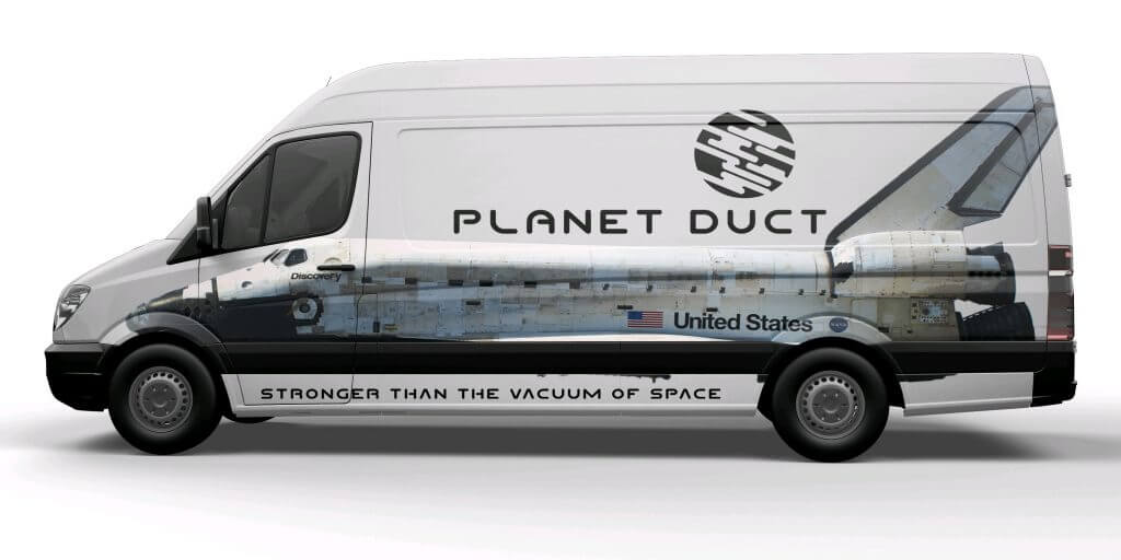 Air Duct Cleaning Truck COS