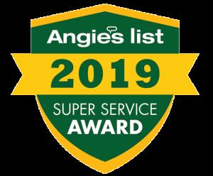 Hydro Clean Earns 2019 Angie'sList Super Service Award